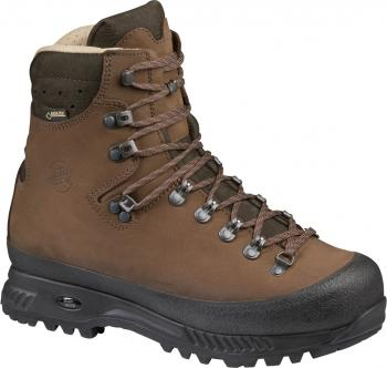 hanwag alaska gtx - brown