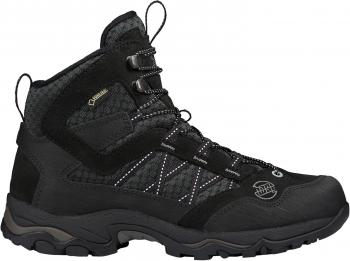 hanwag belorado mid fjellsko vinter gtx - black