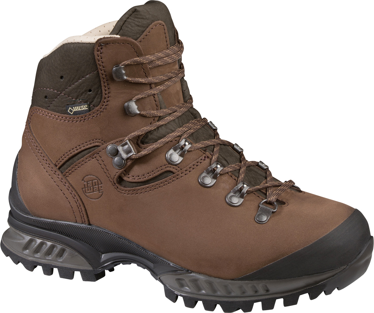 hanwag tatra narrow dame gtx - brown