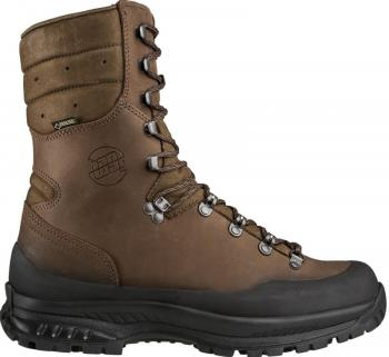 hanwag brenner wide gtx - brown