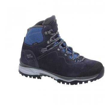 hanwag tajos dame gtx - navy/light blue