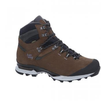 hanwag tatra light bunion gtx - brown/anthracite