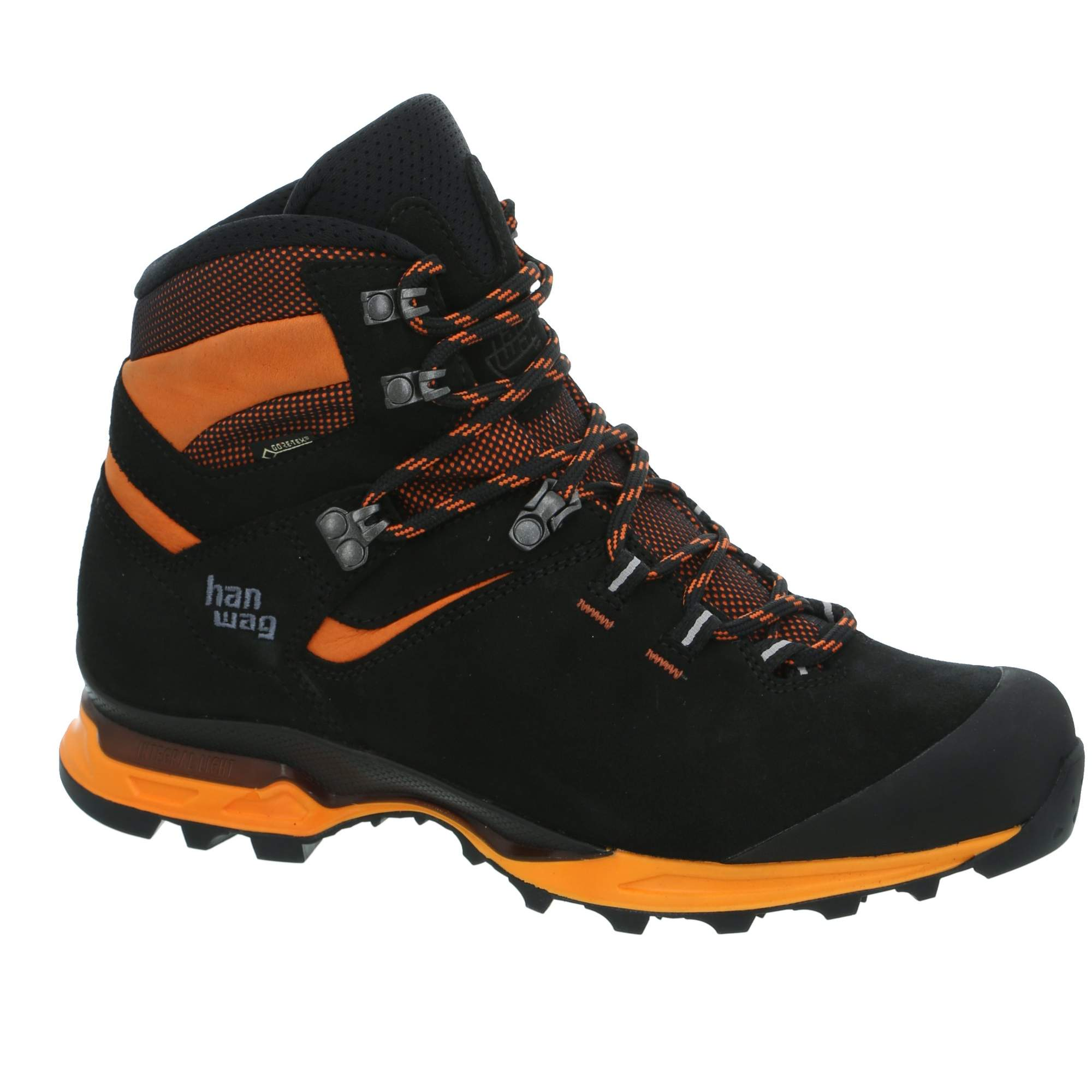hanwag tatra light gtx - black/orange